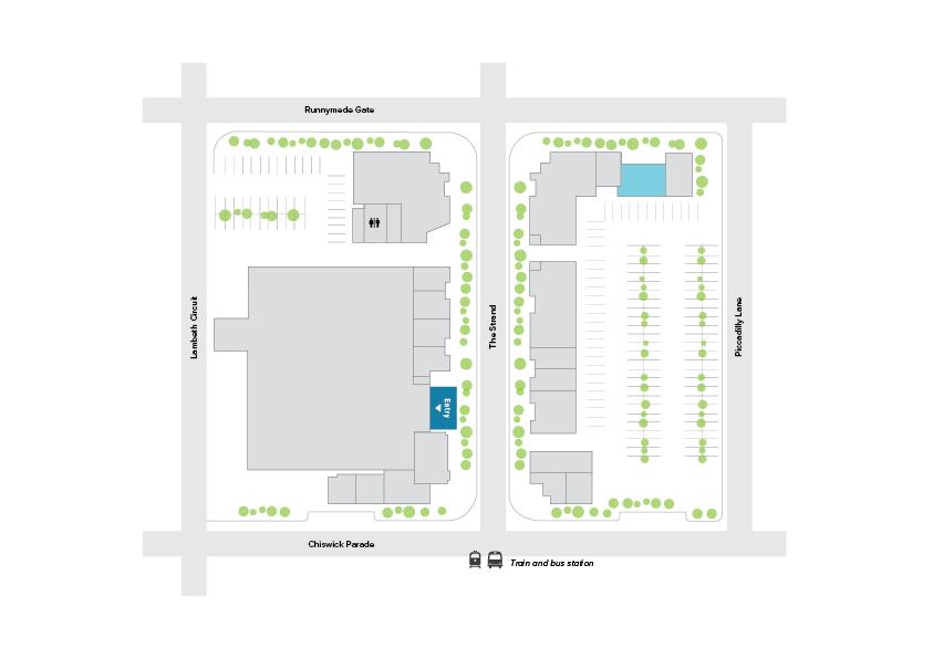 Wellard Village Dental Floorplan