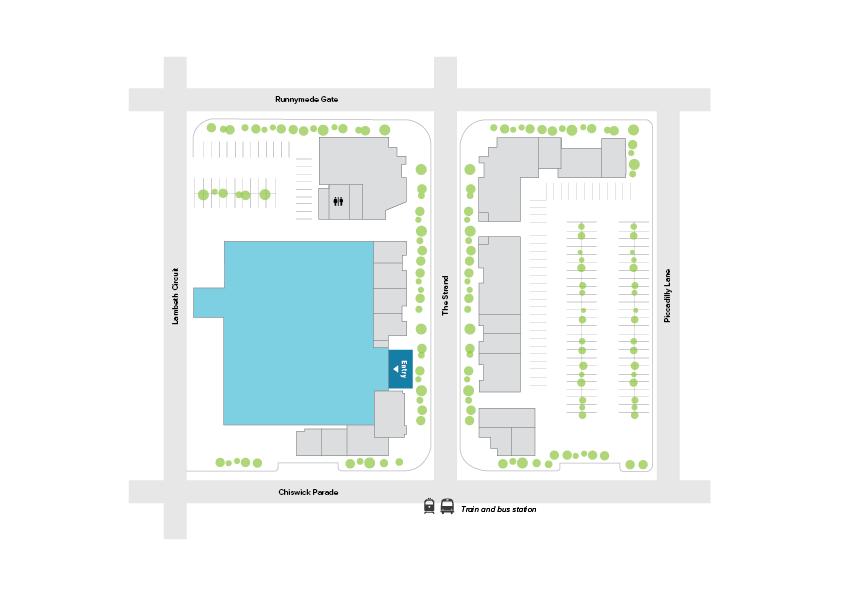 Woolworths Floorplan